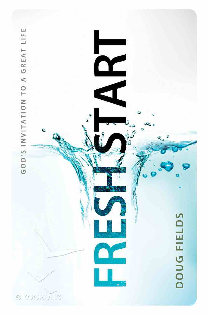 Your Fresh Start With God Begins Today eBook