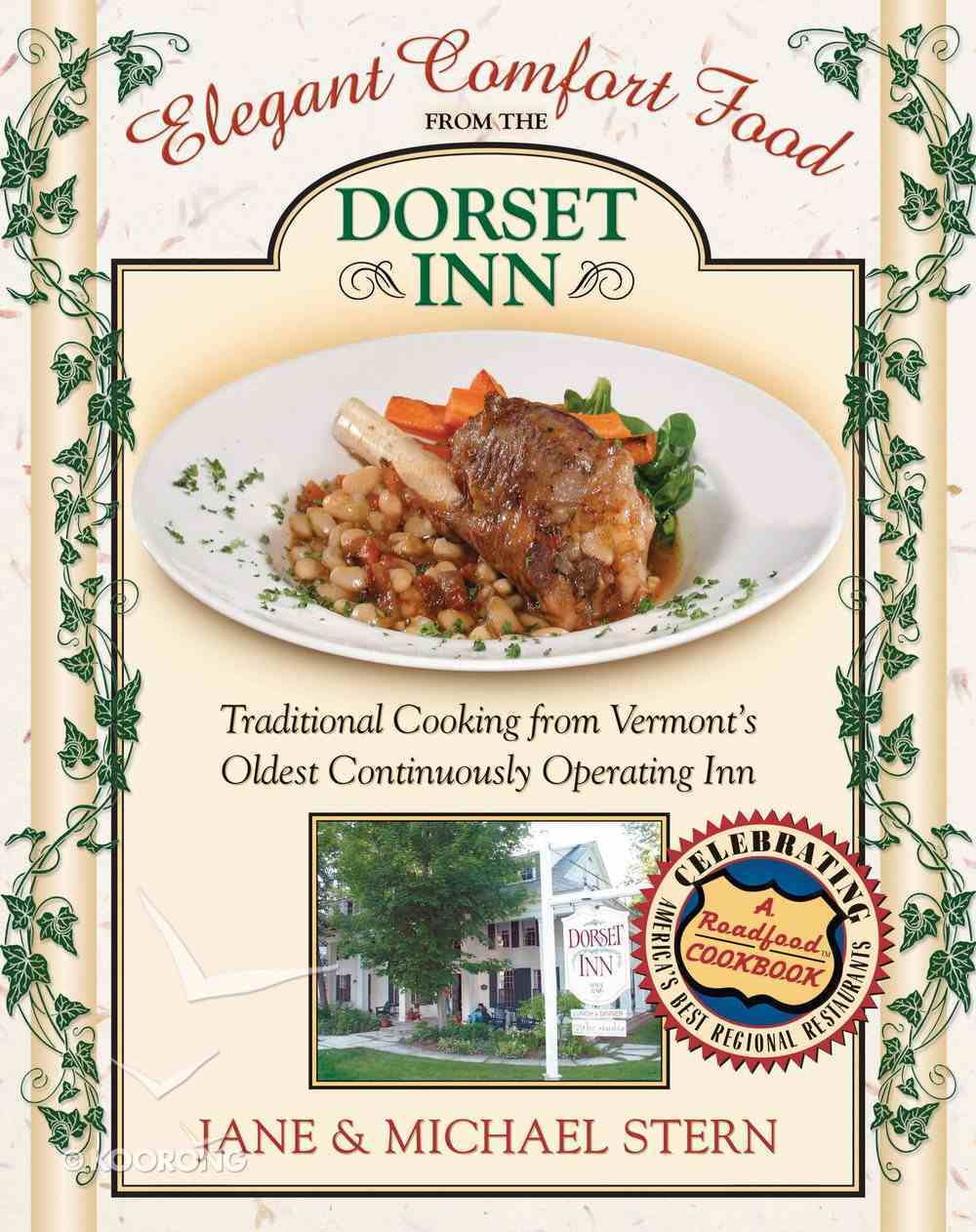 Elegant Comfort Food From Dorset Inn eBook