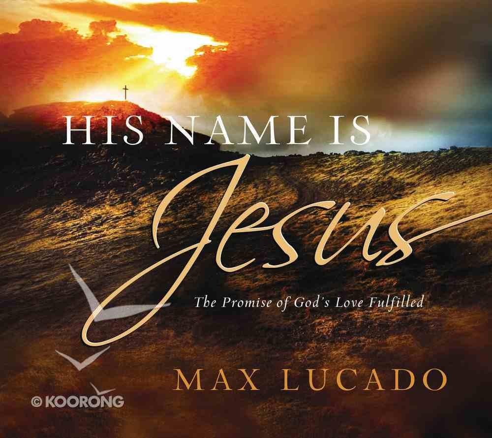 His Name is Jesus eBook