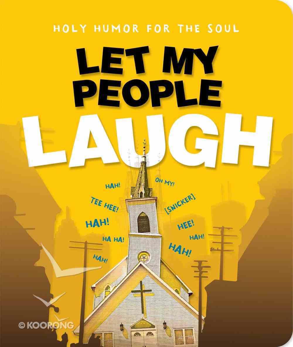 Let My People Laugh eBook