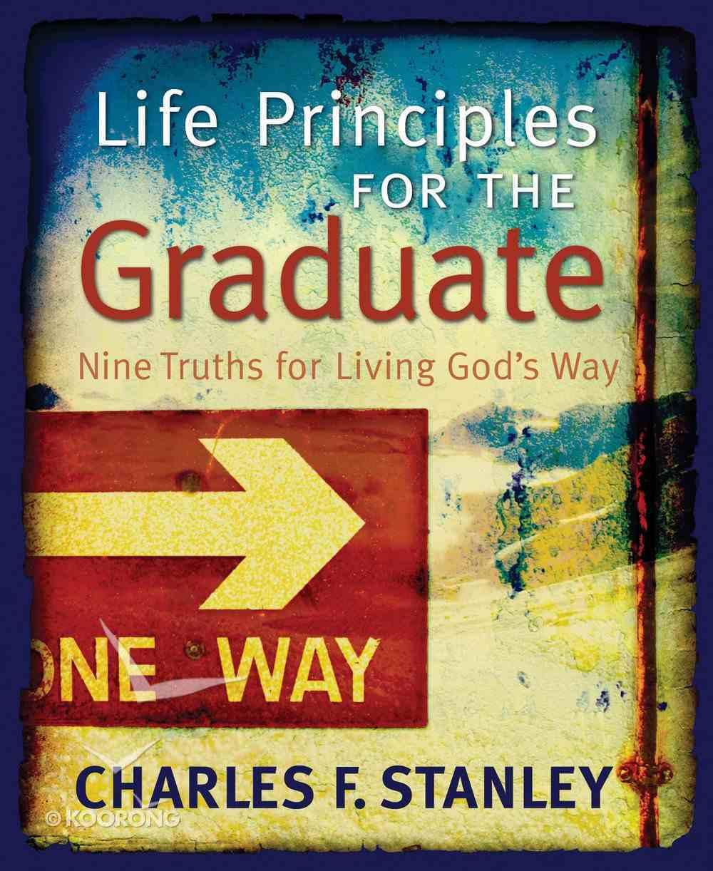 Life Principles For the Graduate eBook
