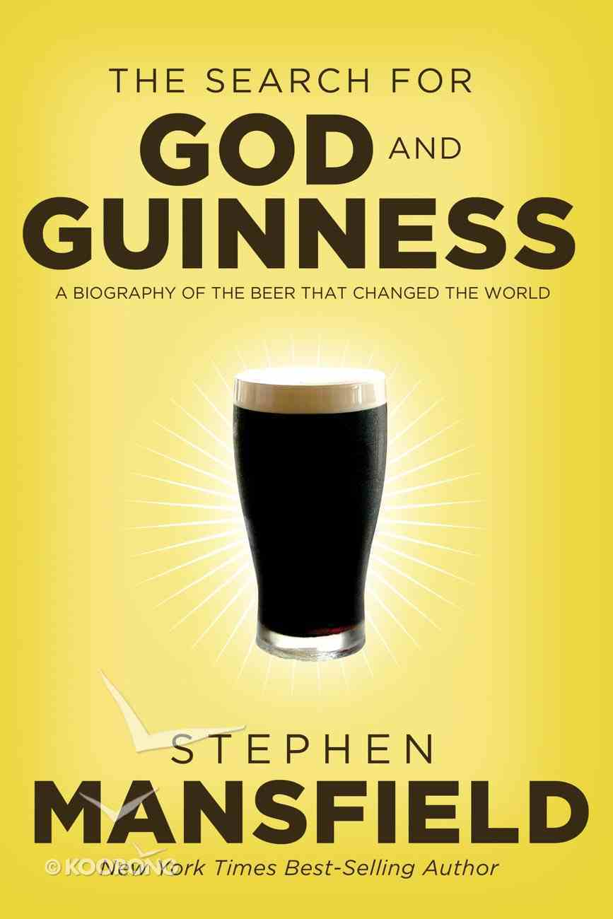 The Search For God & Guinness eBook