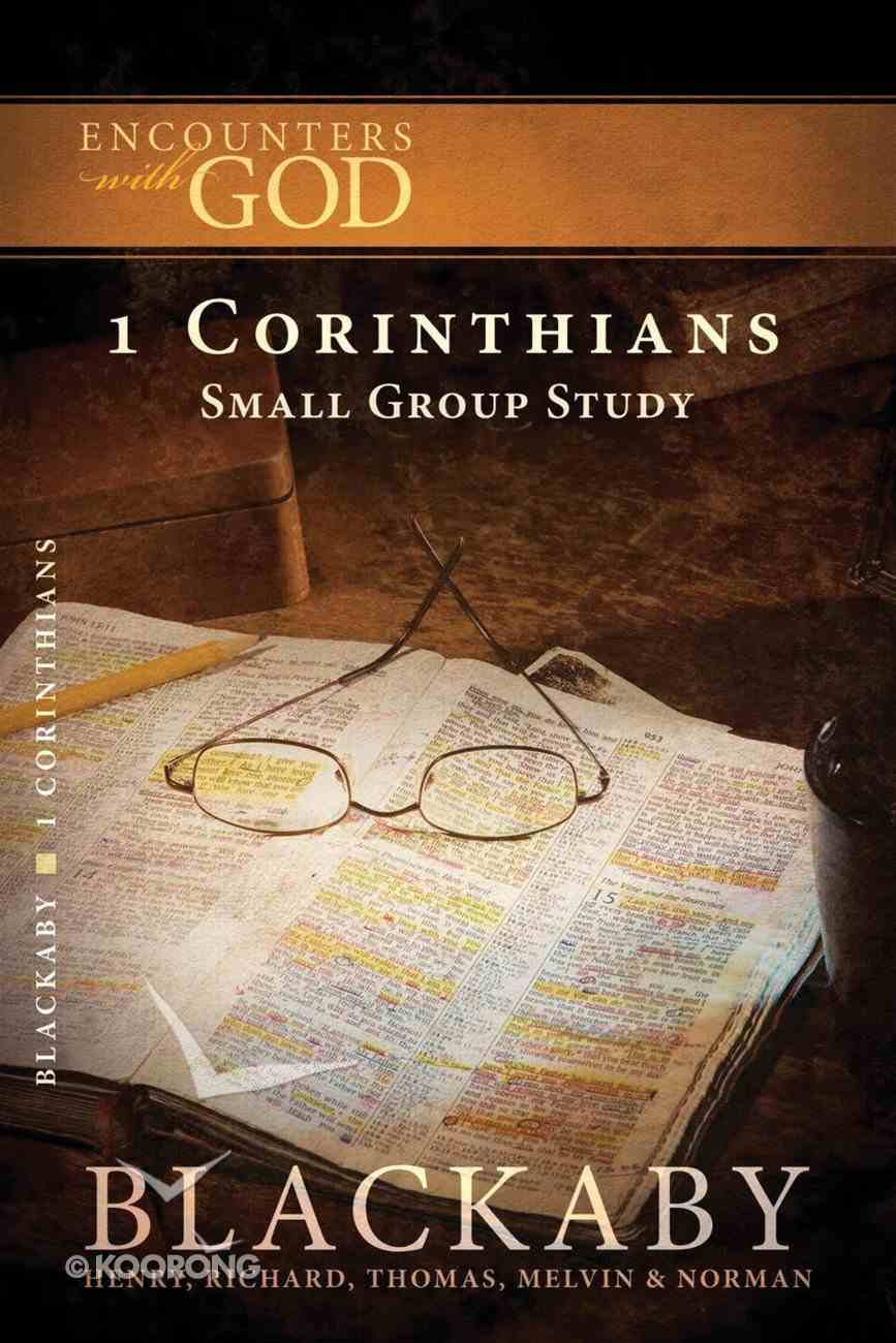 1 Corinthians (Encounters With God Series) eBook