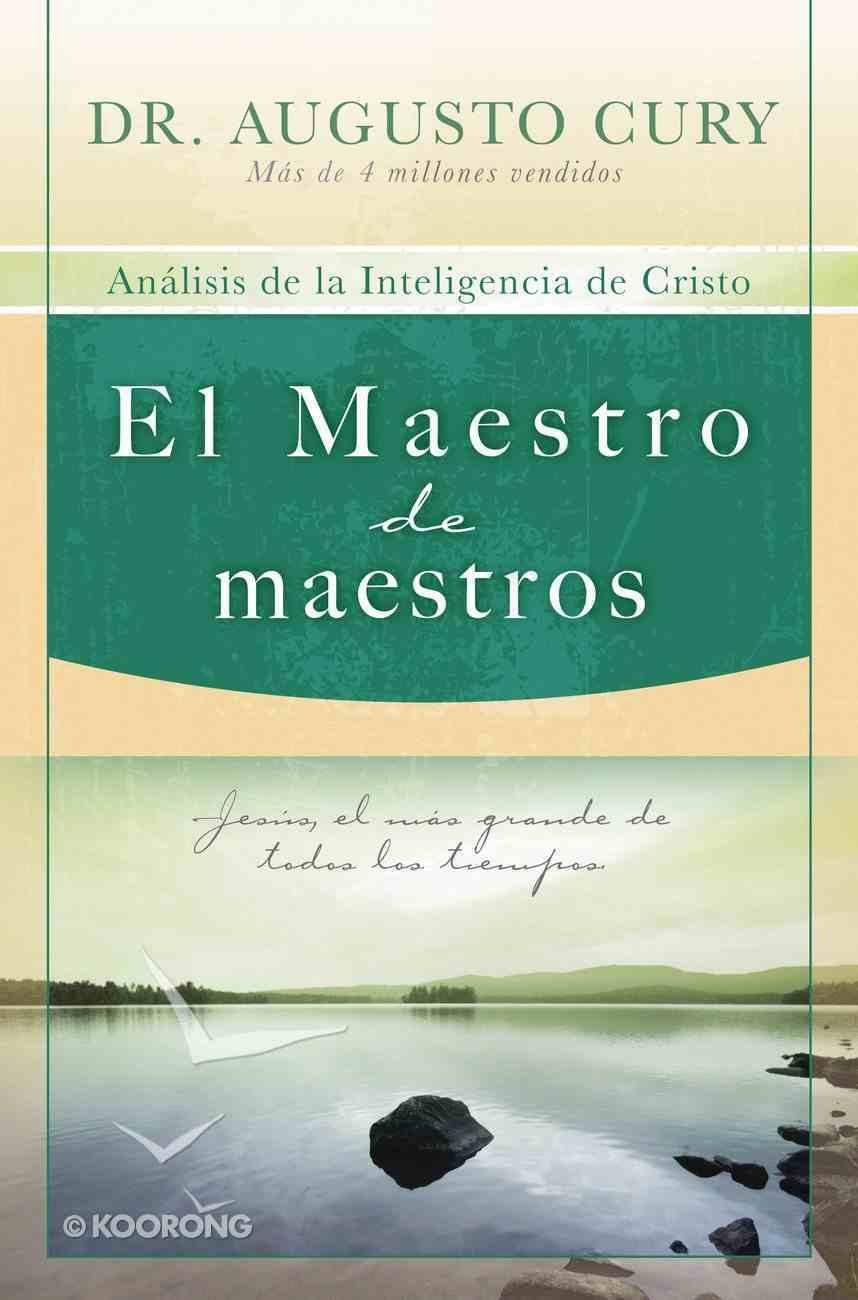 El Maestro De Maestros (Spa) eBook