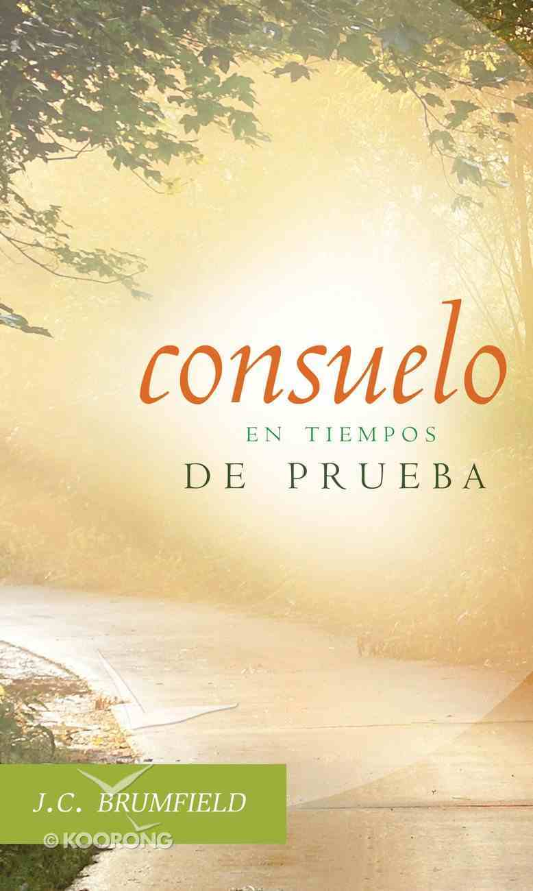 Consuelo En Tiempos De Prueba (Spa) (Comfort For Troubled Christians) eBook