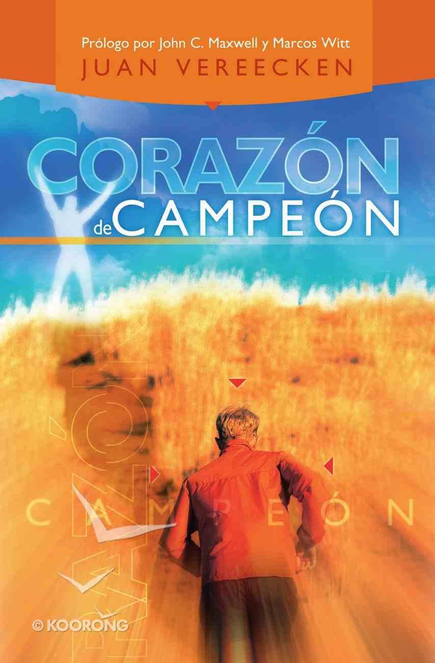 Corazon De Campeon (Spa) eBook