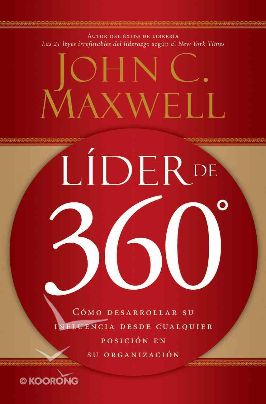 Lider 360 (Spanish) (Spa) (Leader 360) eBook