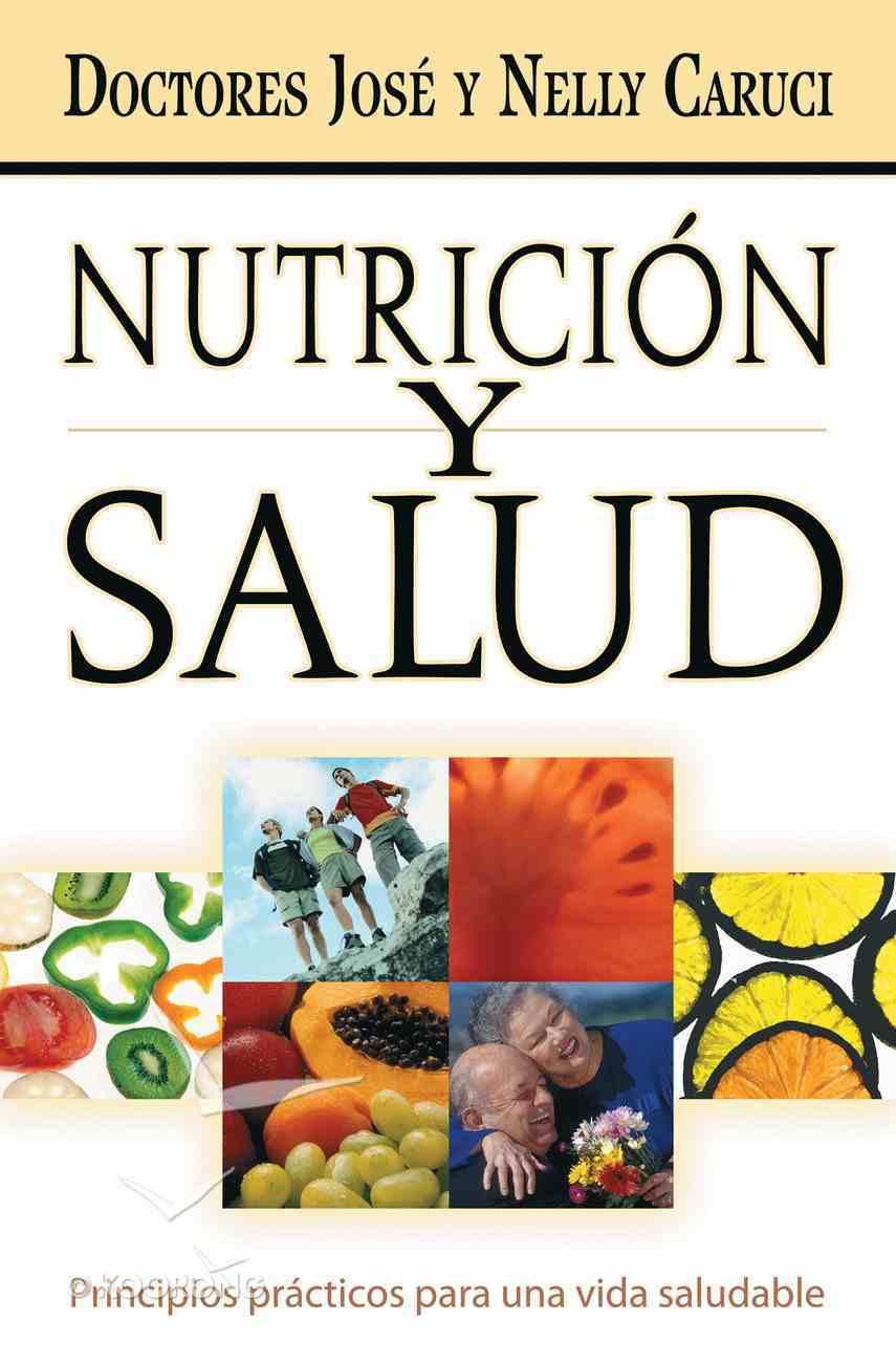 Nutricion Y Salud (Spanish) (Spa) (Nutrition And Health) eBook