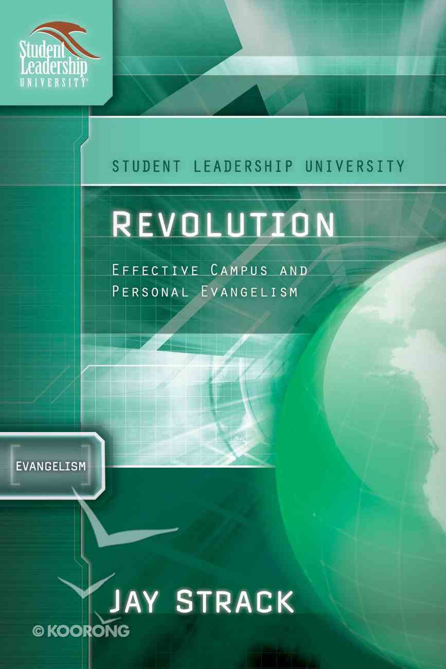 Revolution (Student Leadership University Study Guide Series) eBook