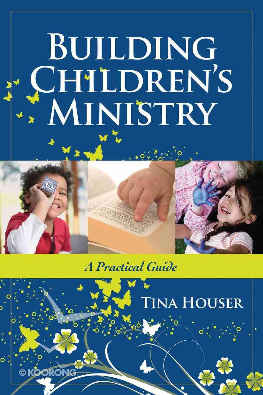 Building Children's Ministry eBook