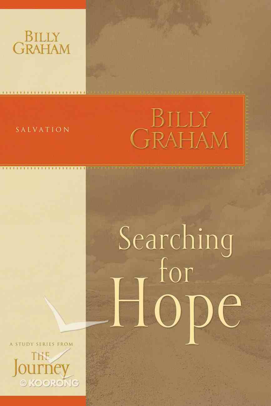 Searching For Hope (Journey Study Series) eBook