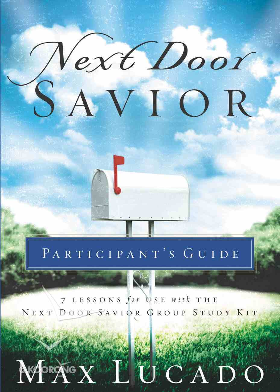 Next Door Savior (Participant's Guide) eBook