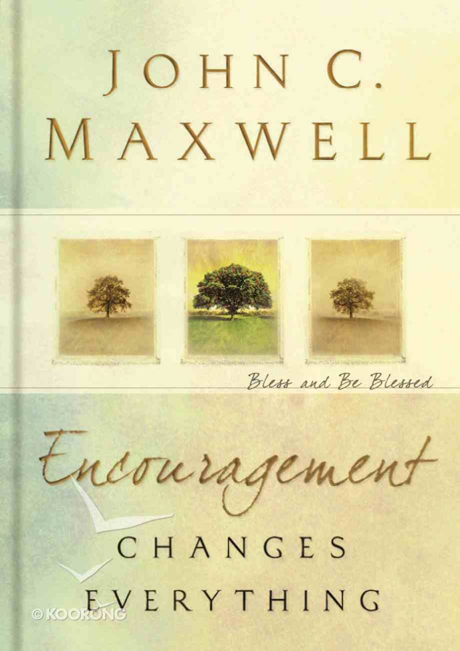 Encouragement Changes Everything eBook