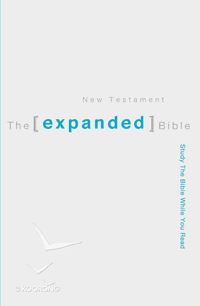 Expanded Bible New Testament eBook