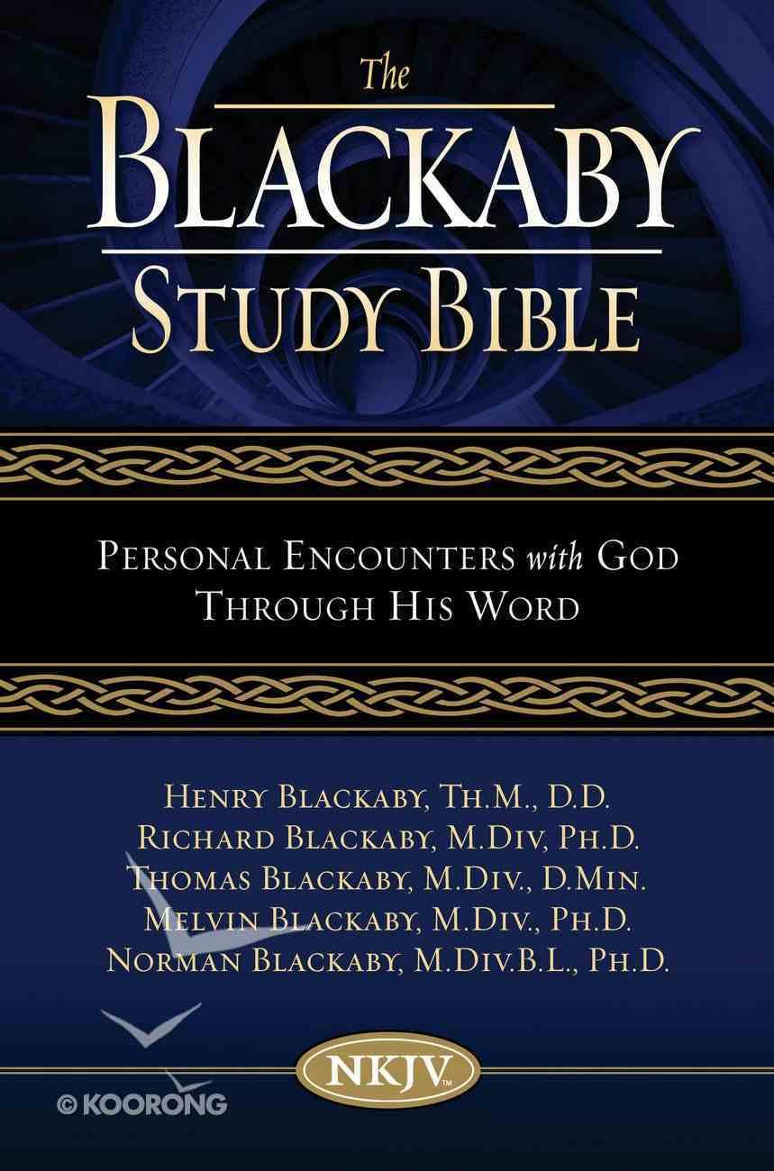 NKJV Blackaby Study Bible eBook