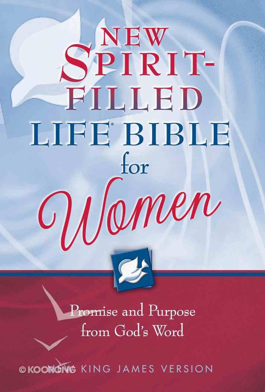 NKJV Spirit-Filled Woman's Devotional Bible eBook
