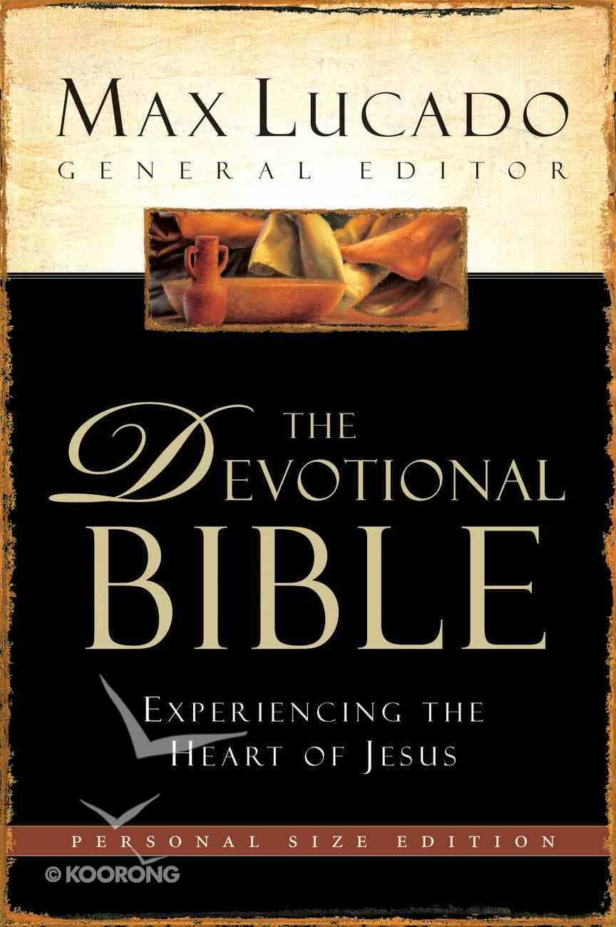 Ncv the Devotional Bible Max Lucado eBook