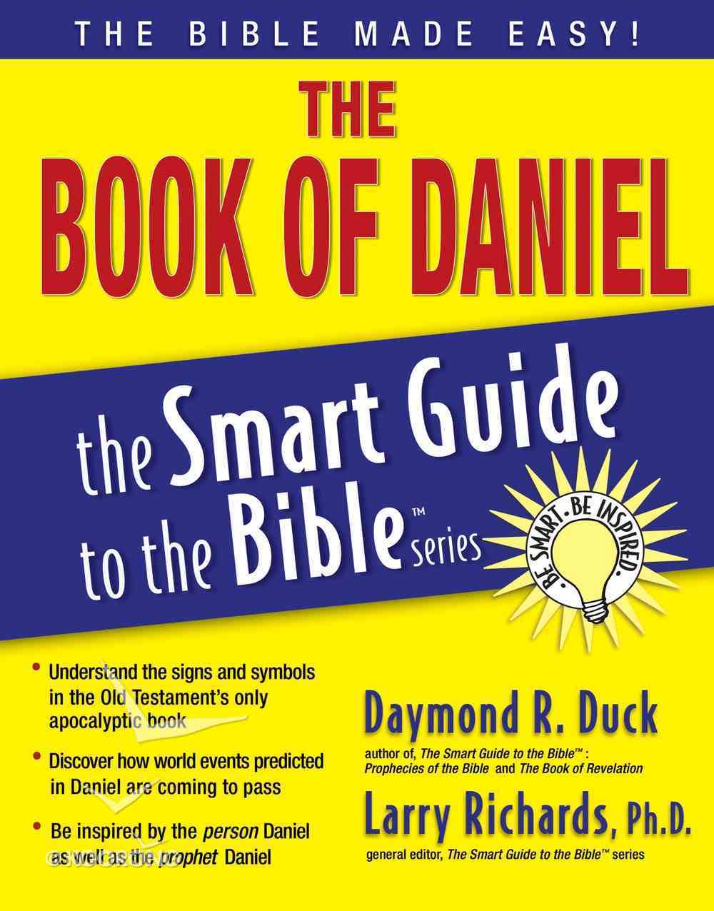 The Book of Daniel (Smart Guide To The Bible Series) eBook