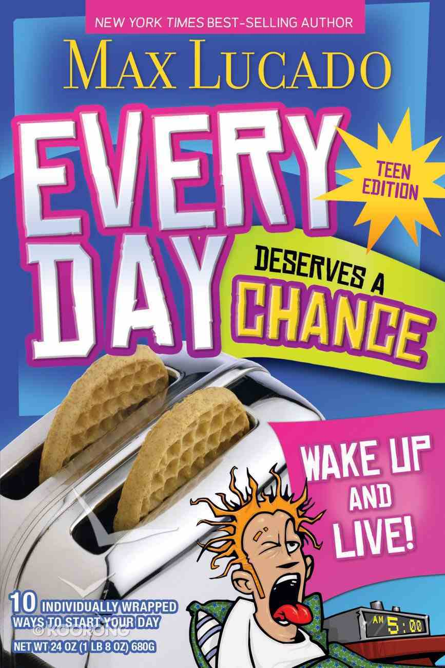 Every Day Deserves a Chance (Teen Edition) eBook