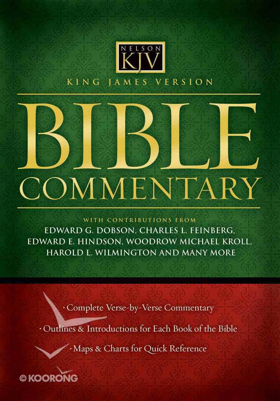 Bible Commentary KJV eBook