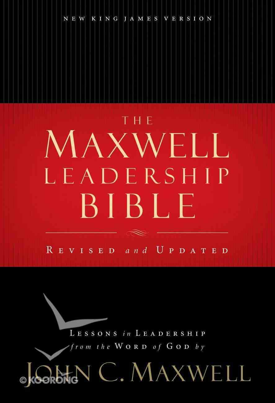 NKJV the Maxwell Leadership Bible eBook