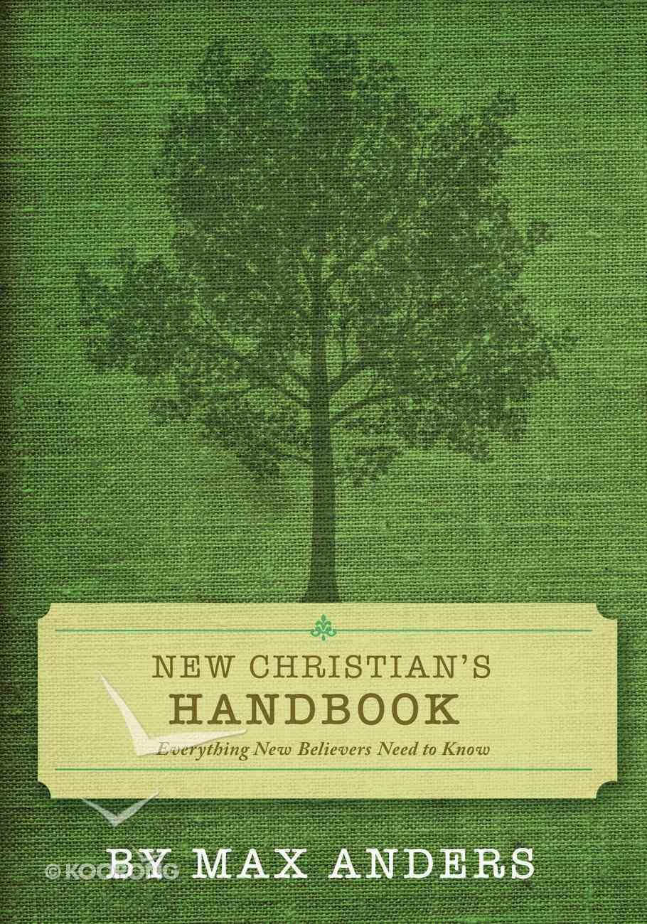 New Christian's Handbook eBook