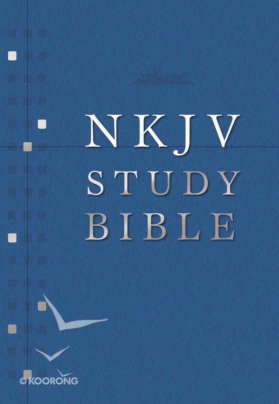 NKJV Study Bible (2nd Edition) eBook