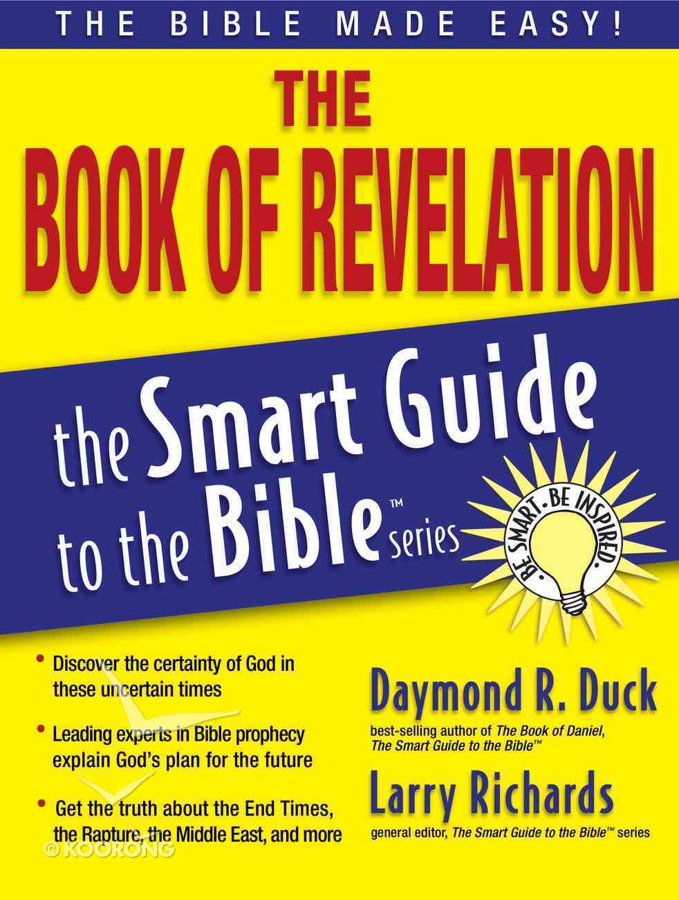 The Book of Revelation (Smart Guide To The Bible Series) eBook