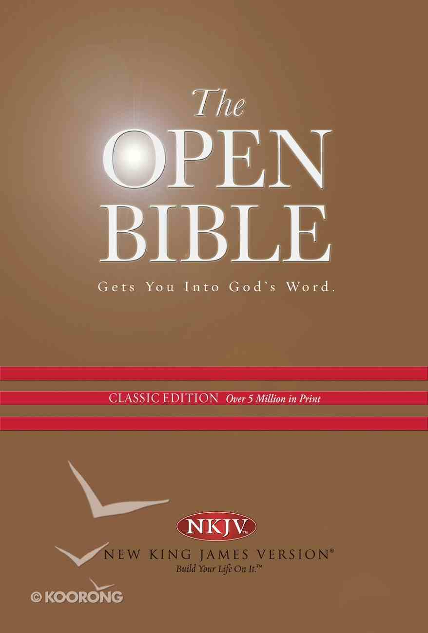 The NKJV Open Bible (Expanded) eBook