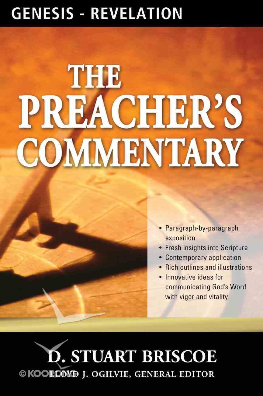 Genesis - Revelation (Preacher's Commentary Series) eBook