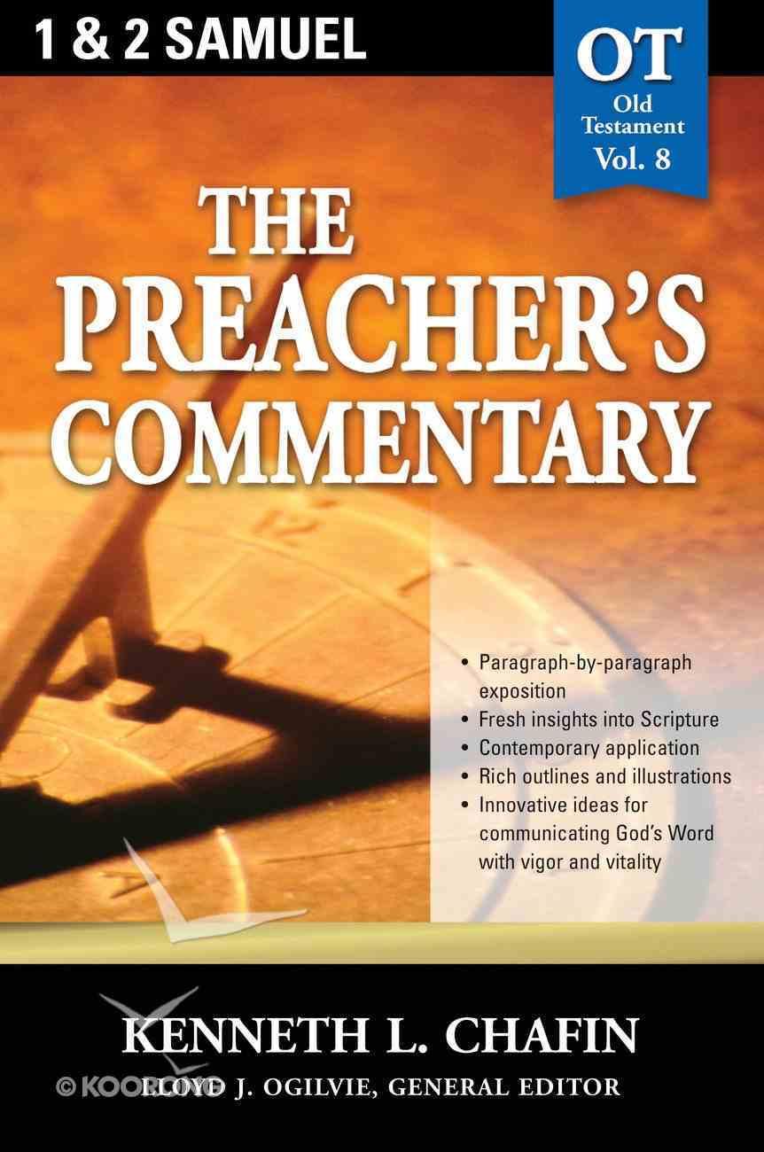 1&2 Samuel (#08 in Preacher's Commentary Series) eBook