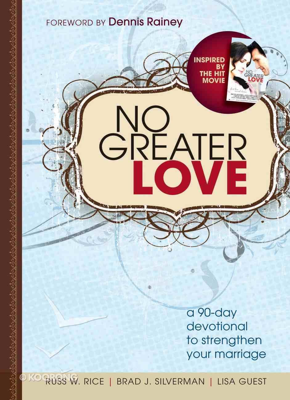 No Greater Love eBook