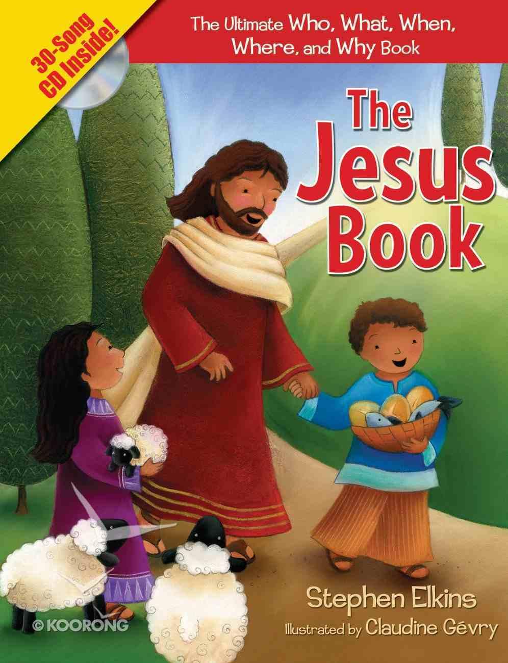 The Jesus Book eBook