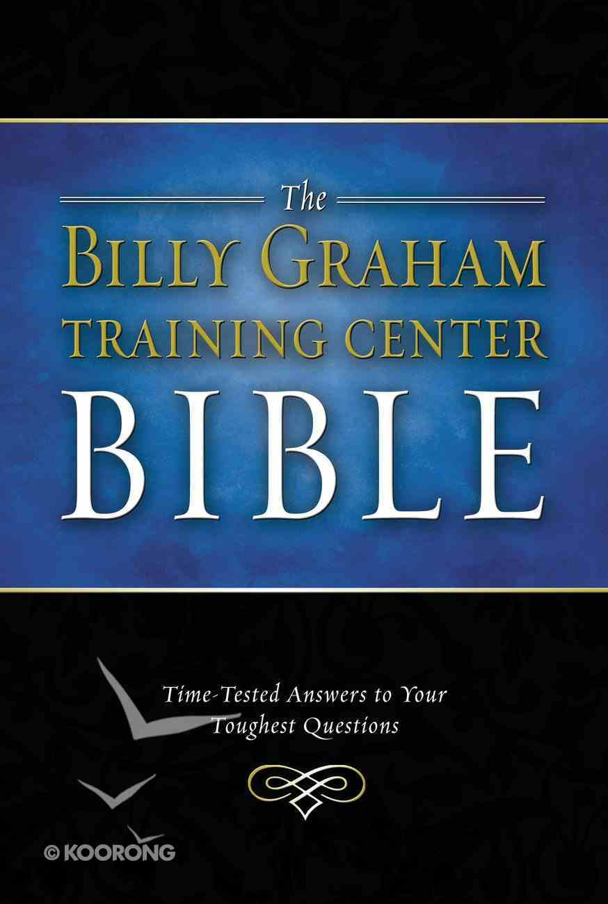 NKJV Billy Graham Training Center Bible eBook