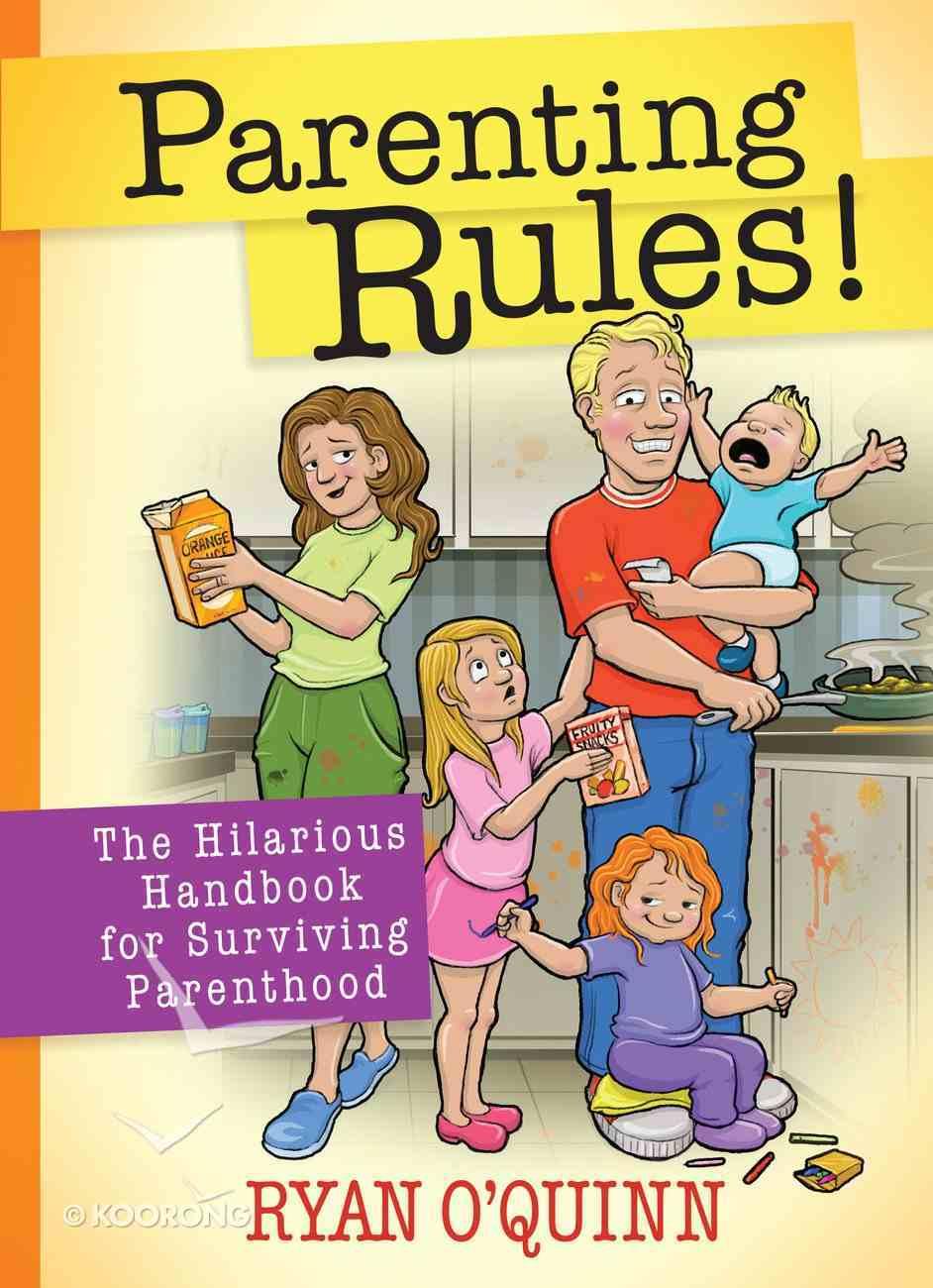 Parenting Rules! eBook