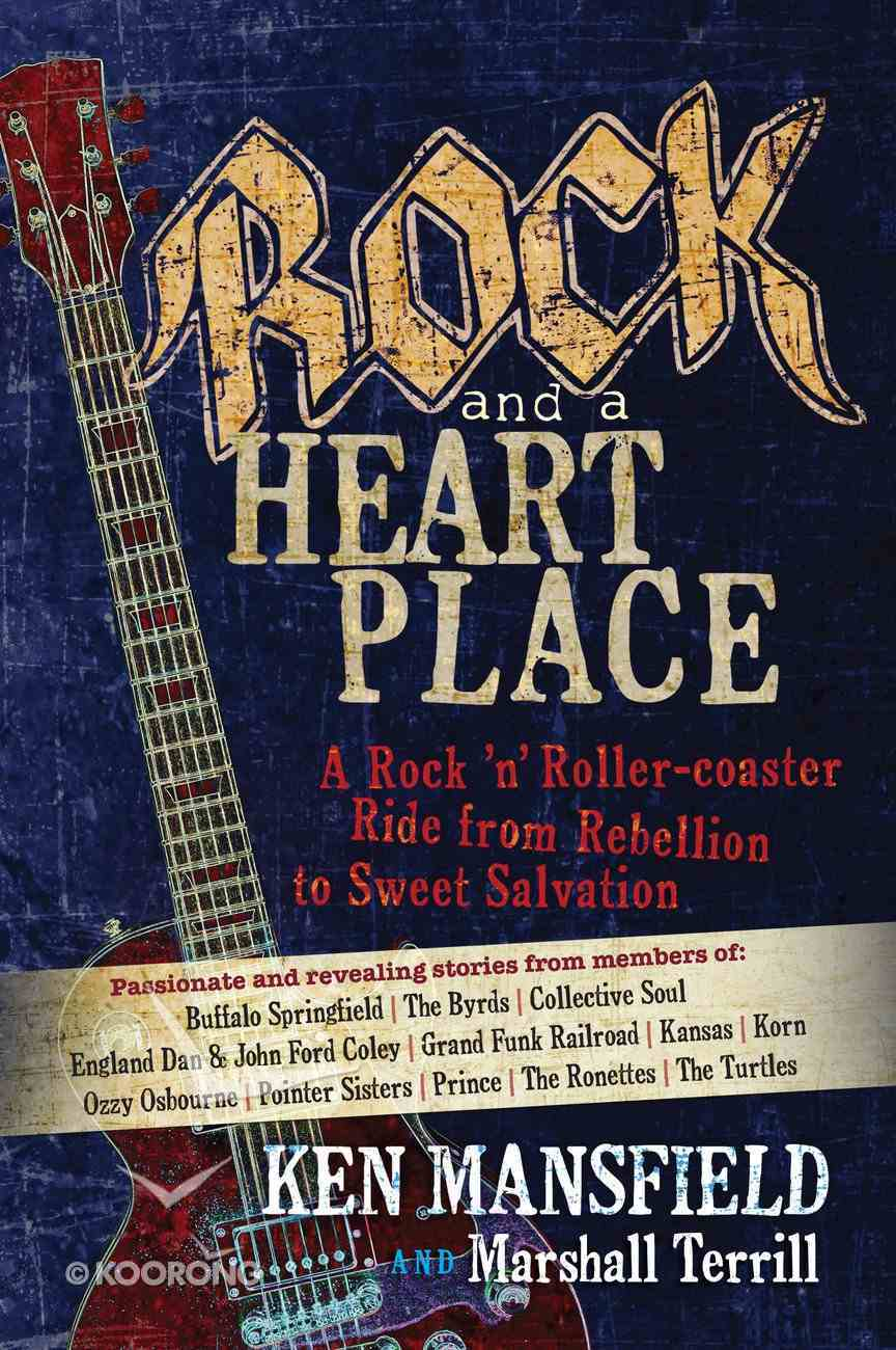 Rock and a Heart Place eBook
