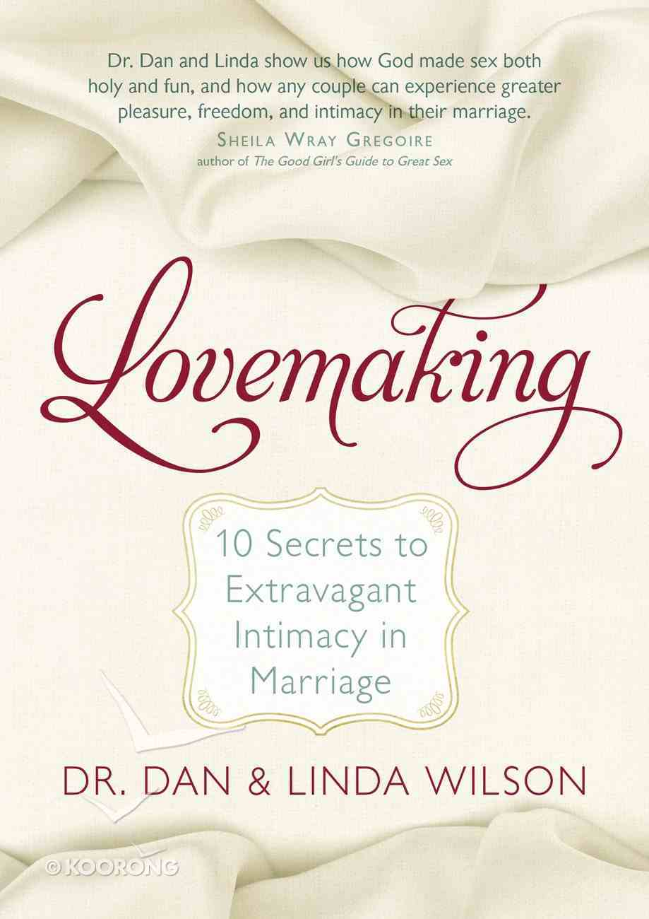 Lovemaking eBook