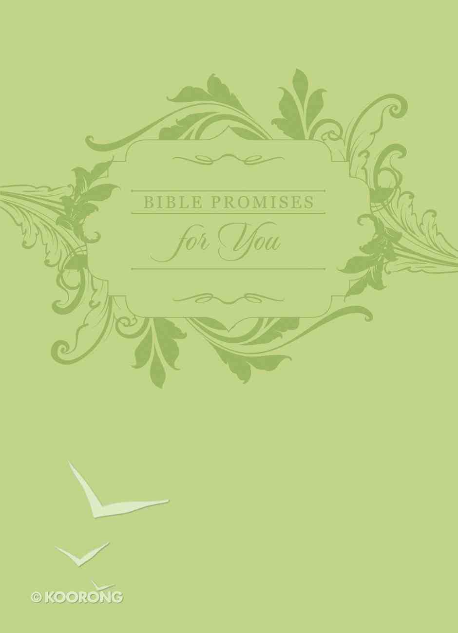 Bible Promises For You (Bible Promises Series) eBook