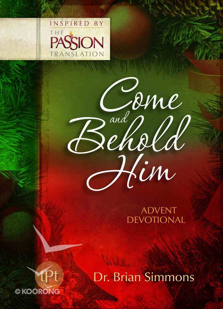 Come and Behold Him Advent Devotional eBook