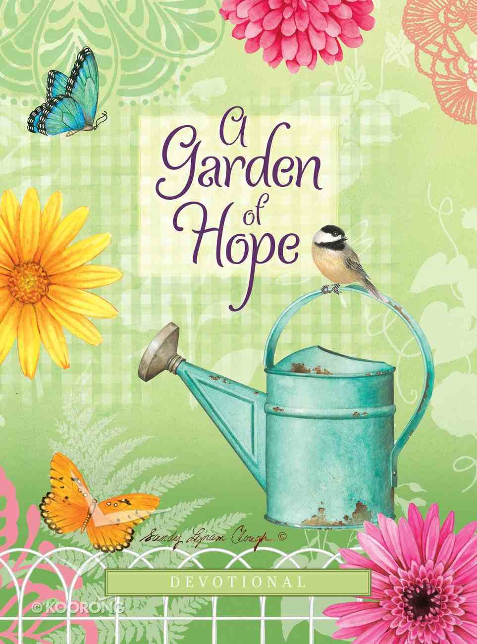 A Garden of Hope: Devotional Journal eBook