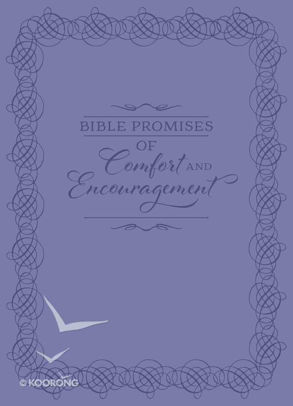 Bible Promises of Comfort and Encouragement eBook
