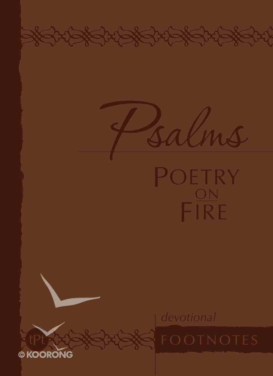 Psalms Poetry on Fire eBook