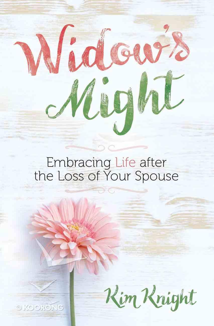 Widow's Might eBook