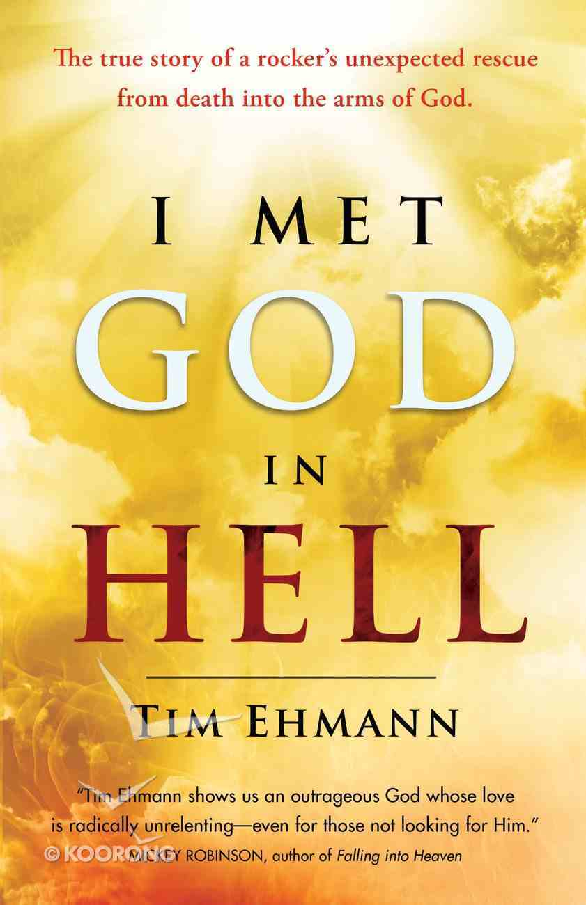 I Met God in Hell eBook