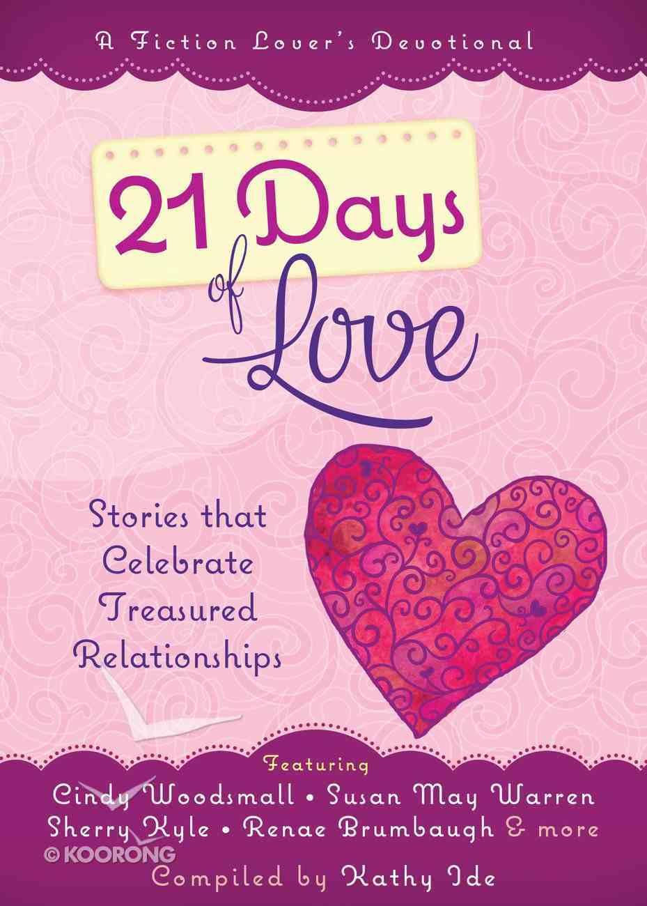 21 Days of Love eBook
