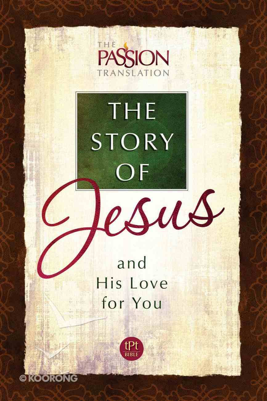 The Story of Jesus and His Love For You (Black Letter Edition) eBook