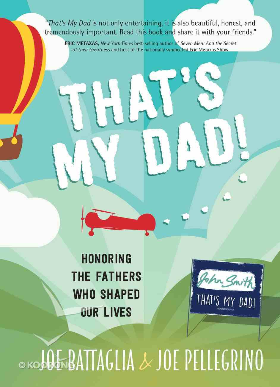 That's My Dad! eBook