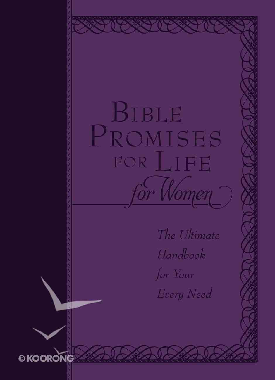 Bible Promises For Life For Women eBook