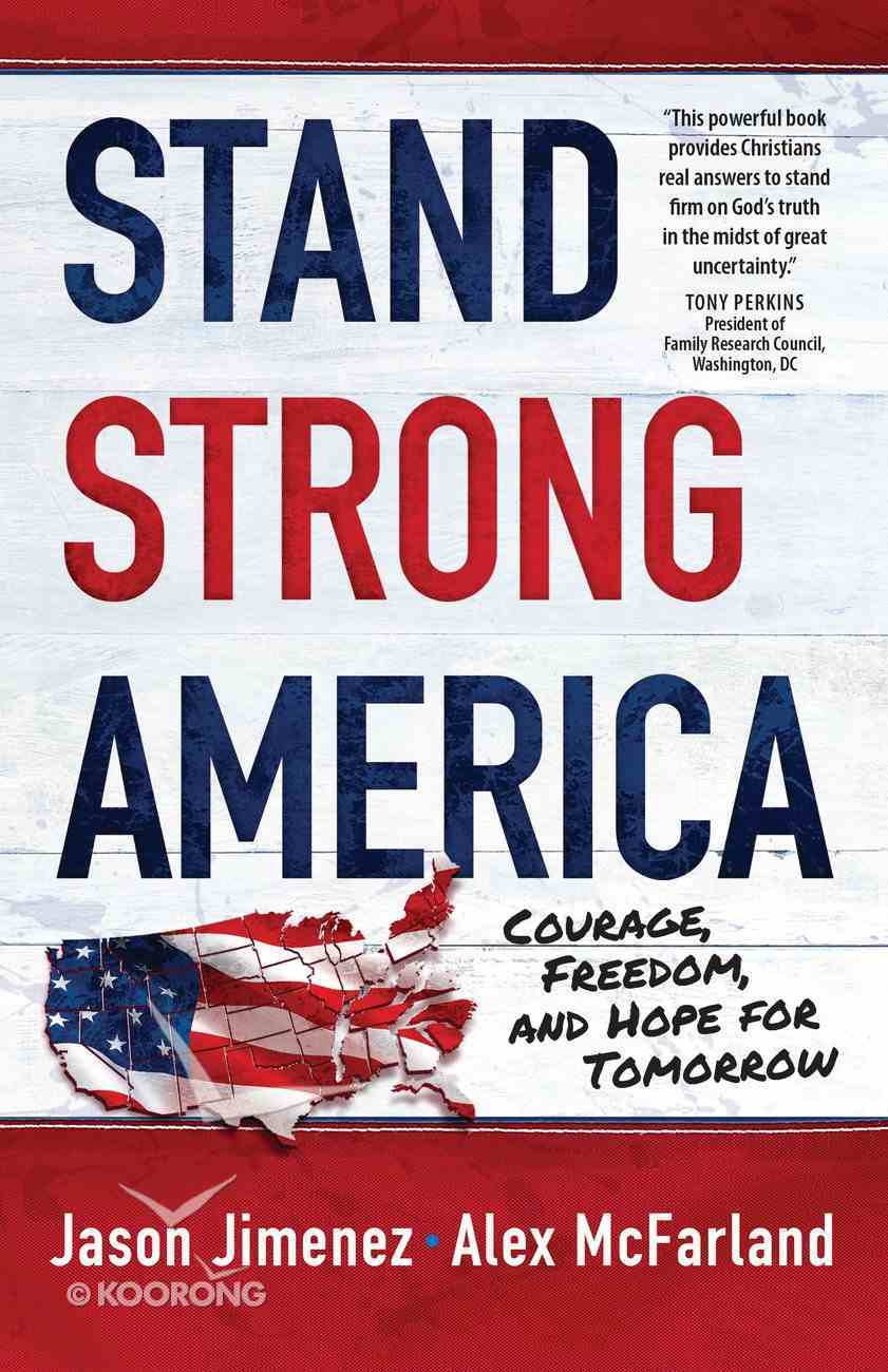 Stand Strong America eBook