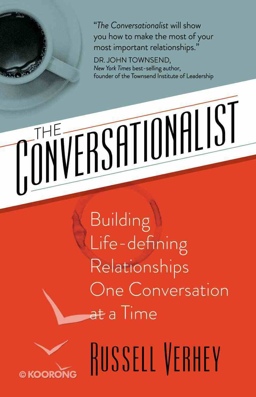 The Conversationalist eBook